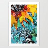 :: Bit O' Sunshine :: Art Print
