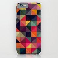 Colors Pattern iPhone 6 Slim Case
