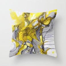 eygalières Throw Pillow