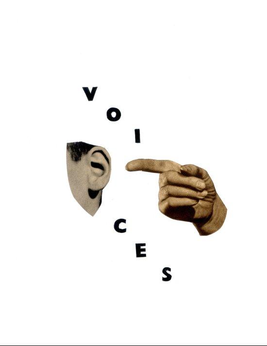 Voices Canvas Print