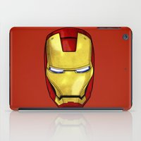 Tony Was Wrong (Iron Man Movie Version) iPad Case