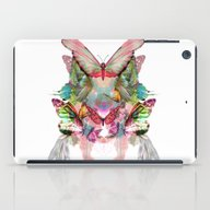 Butterfly Pattern iPad Case