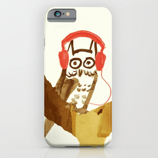 Forest Beats iPhone & iPod Case