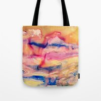 Unicorn Blood and Melted Popsicles Tote Bag