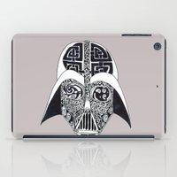 Celtic Vader iPad Case
