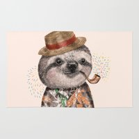 Mr.Sloth Rug