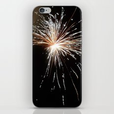 Fireworks1 iPhone & iPod Skin