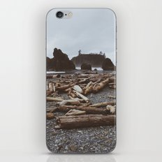 Ruby Beach iPhone & iPod Skin