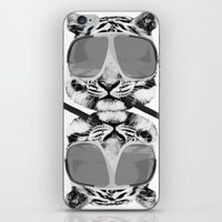Shigar and a Waffle iPhone & iPod Skin