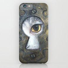 Keyhole iPhone 6 Slim Case