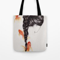 Hair Sequel III Tote Bag