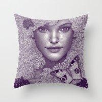 Awe Throw Pillow