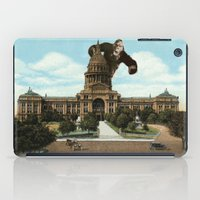 The King of Austin iPad Case