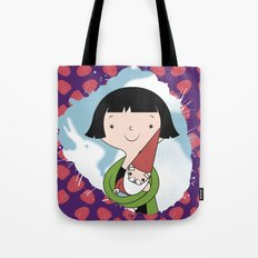 Help People not Gnomes Tote Bag