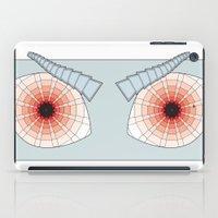 Eye Robot iPad Case