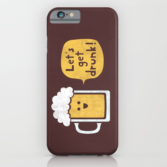 Drinking Buddy iPhone & iPod Case