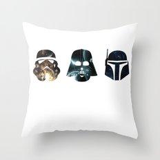 In a galaxy Throw Pillow