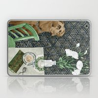 Geometry Labrador Laptop & iPad Skin