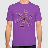 Windmill Mens Fitted Tee Ultraviolet SMALL
