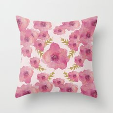 Make Room for Love Throw Pillow