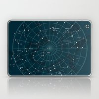 Space Hangout Laptop & iPad Skin