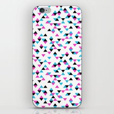 Electric Triangles iPhone & iPod Skin
