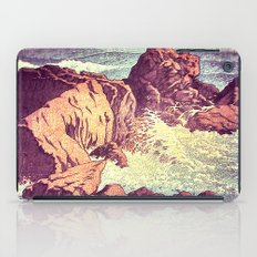 Stopping by the Shore at Uke iPad Case