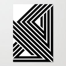 Starlines 01. Canvas Print