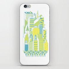 The City iPhone & iPod Skin