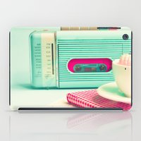 Radio and Tape Stories  iPad Case