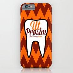 Hokie tooth fairy iPhone 6s Slim Case