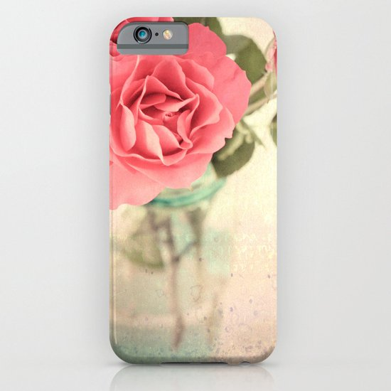 Rosy Outlook iPhone & iPod Case