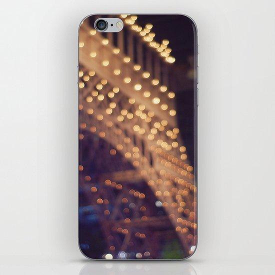 Paris (Delusion) iPhone & iPod Skin