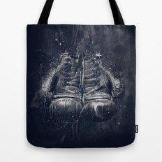 DARK GLOVES Tote Bag