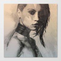 err-2 Canvas Print