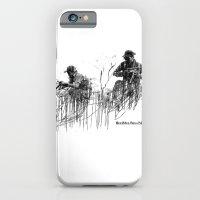 iPhone & iPod Case featuring Flexible by canefantasma