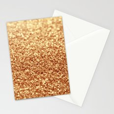 gold Stationery Cards