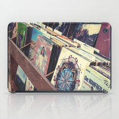 The Record Store (An Instagram Series) iPad Case