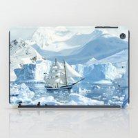 Antarctica iPad Case