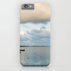 Blue Sunrise iPhone 6 Slim Case
