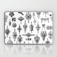 Jewels and Trinkets Laptop & iPad Skin
