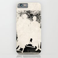 iPhone & iPod Case featuring the secret family by  d a n i e l  e s t h e r a s