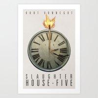 Slaughterhouse-Five Art Print