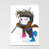 GAMBIT ROBOTIC Stationery Cards