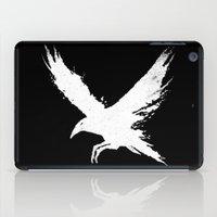 The Raven (Black Version… iPad Case