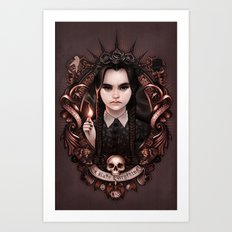 I Hate Everything Art Print