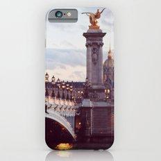 Pont Alexandre III Paris. Slim Case iPhone 6s