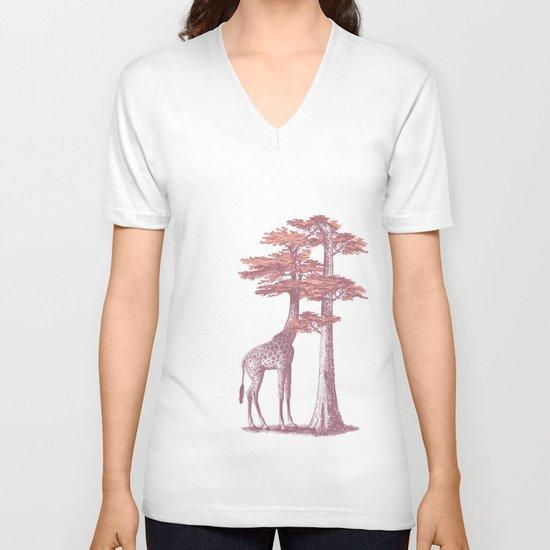Fata Morgana V-neck T-shirt