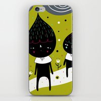 Home Is Where I'm With Y… iPhone & iPod Skin