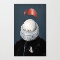 Encarnación: Doble Deid… Canvas Print